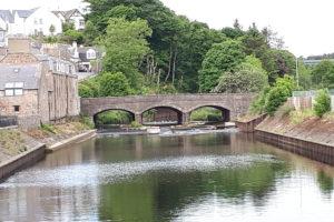 Cowie Bridge Stonehaven