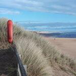 View of Aberdeen Beach
