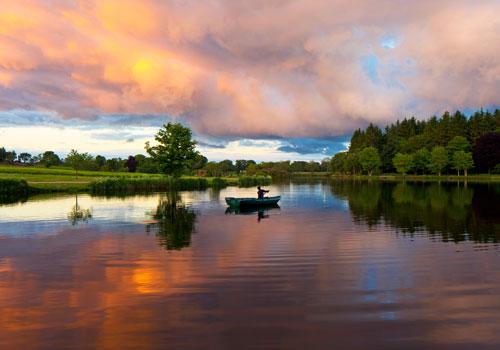 Fishing-Loch