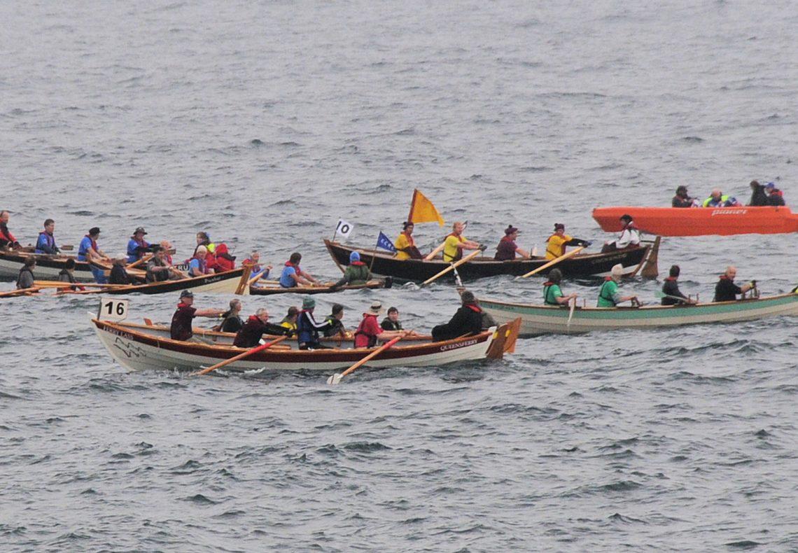 Boat Races, Portsoy
