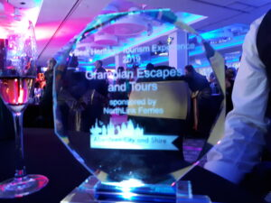 Award for Best Tourism Experience