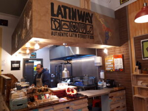 South American Street Food Restaurant